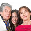 Three generation family — Foto de stock #7705193