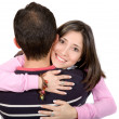 Couple smiling — Stock Photo #7705379