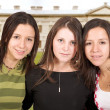 Beautiful female students — Stock Photo #7705556