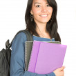 beautiful student — Stock Photo #7706008