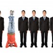 Be different — Stock Photo