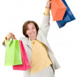 Business shopping — Stock Photo