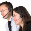 Customer service team — Stock Photo #7706198