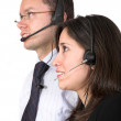 Customer service team — Stock Photo #7706200