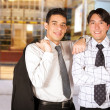 Business partners - Foto Stock