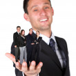 My Business Team - Stock Photo