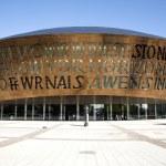 Cardiff Millenium Centre — Stock Photo
