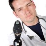 Eye doctor — Stock Photo