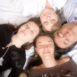 Stock Photo: Family without worries - sleeping