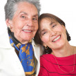 Happy mother and daughter — Stock Photo #7706862