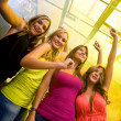 Girls night out - Stockfoto