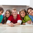 Happy friends — Stock Photo #7707294