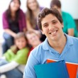Group of students — Stock Photo #7707298