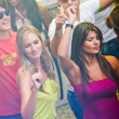 Girls clubbing — Stock Photo #7707420