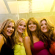 Girls night out — Stock Photo #7707422