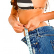 Foto Stock: Weight loss