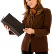 Business woman — Stock Photo #7707636