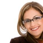 Business woman portrait — Stock Photo #7707639