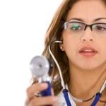 Female doctor — Stock Photo #7707641