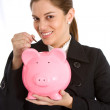 Business savings - Stockfoto