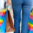 Shopping bags — Stock Photo #7707989