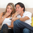 Scared couple — Stock Photo #7708169