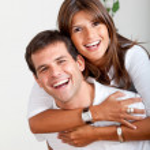 Couple's portrait — Stock Photo #7708222