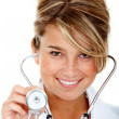 Female doctor — Stock Photo #7708270