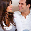 Couple's portrait — Stock Photo #7708495