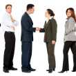 Business deal — Stock Photo #7708550