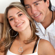 Couple portrait — Stock Photo #7708672