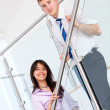 Business couple - Foto de Stock