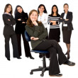 Business women — Stock Photo #7708753