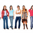 Group of women — Stock Photo #7708767