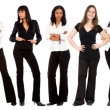 Stock Photo: Business women