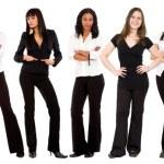 Business women — Stock Photo