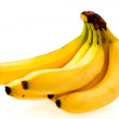 Stock Photo: Bunch of bananas