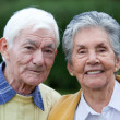 Elder couple — Stock Photo #7709440