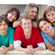 Group of friends — Stock Photo #7709644