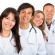 Royalty-Free Stock Photo: Happy doctors