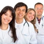 Happy doctors — Stock Photo #7709778