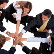 Business team work — Stock Photo #7709847