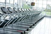 Gym facilities — Stock Photo
