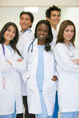 Group of doctors — Stockfoto