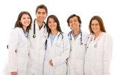 Group of doctors — Стоковое фото