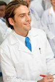Młody lekarz — Zdjęcie stockowe