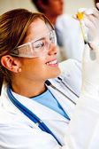 Medical test — Stock Photo
