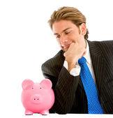 Business savings — Stock Photo