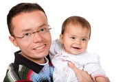 Father and daugther — Stock Photo