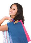Casual shopping — Stock Photo